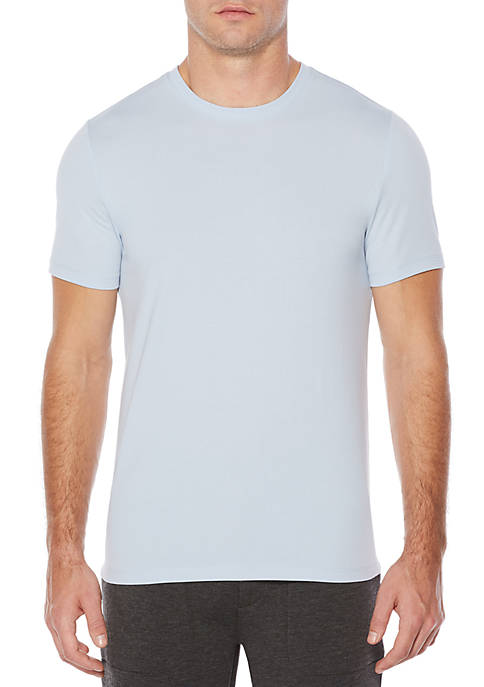 Perry Ellis® Short Sleeve Crew Neck Shirt