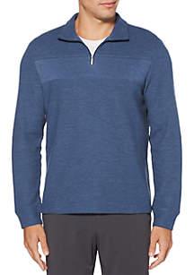 Long Sleeve 1/4 Zip Pullover