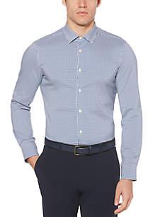 Long Sleeve Slim Fit Dress Shirt
