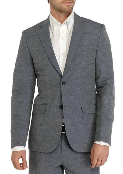 Perry Ellis® Linen Suit Separate Jacket