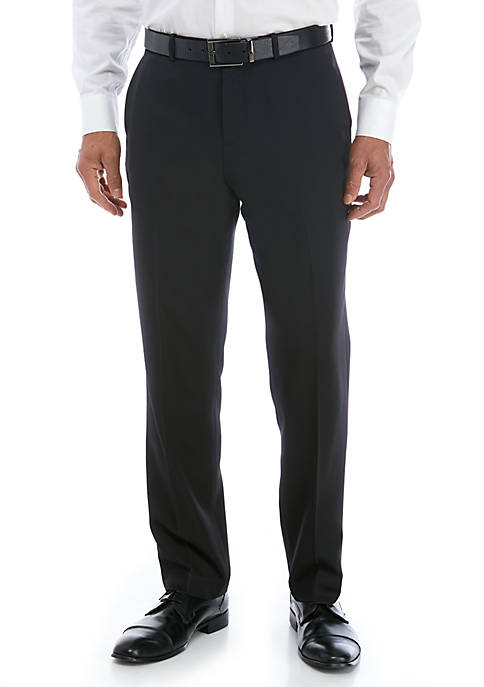Perry Ellis® Modern Comfort Stretch Twill Dress Pants