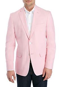 IZOD Illinois Pink Cotton Sportcoat