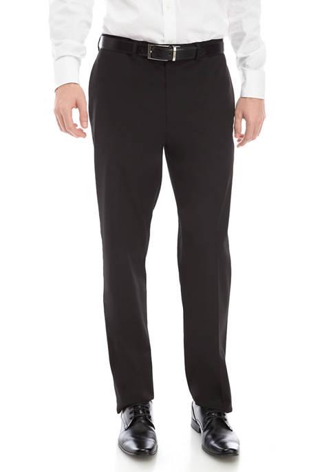 IZOD Black Suit Separate Pants