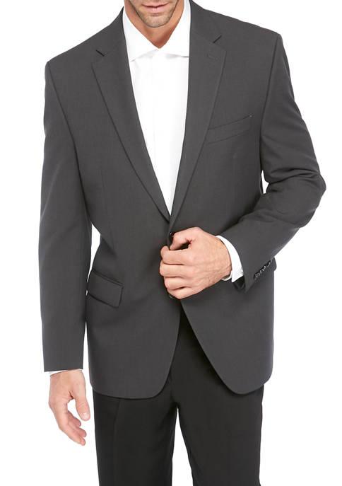 Solid Gray Sport Coat