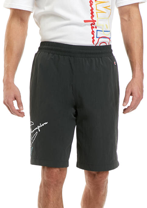 Champion® C Life Brights Nylon Crinkle Shorts