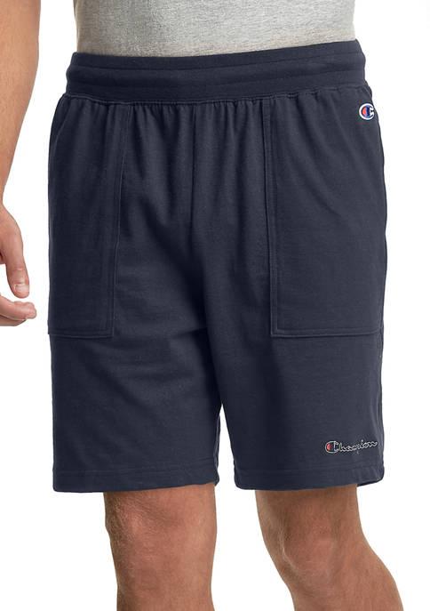 Champion® Midweight Jersey Shorts