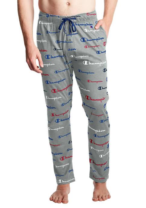 Logo Pants