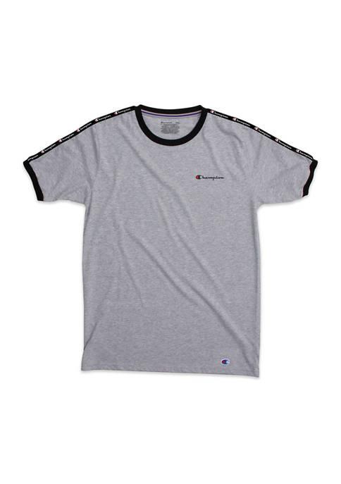 Champion® Athletics Short Sleeve Tape Sleep T-Shirt