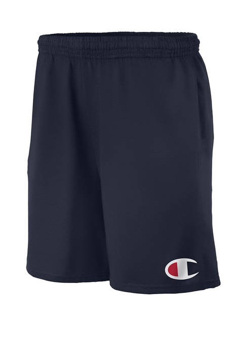 Champion® Graphic Jersey Shorts