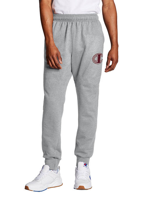 Champion® Powerblend Graphic Joggers
