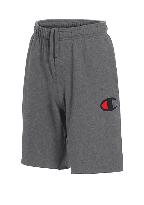 Champion® Graphic Powerblend Shorts