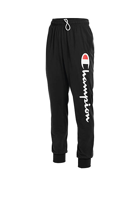 Graphic Jersey Joggers