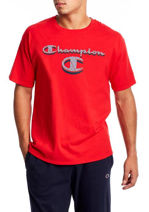 Graphic Big Logo T-Shirt