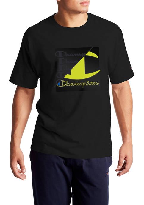 Champion® Graphic Big Logo T-Shirt