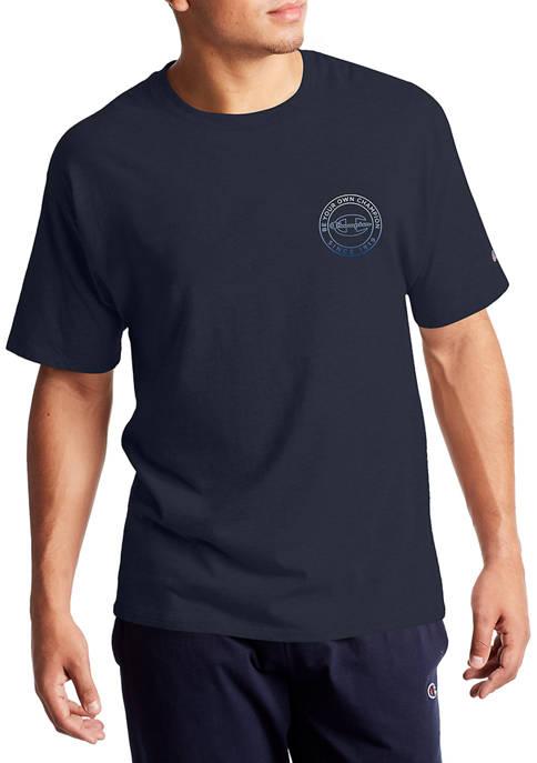 Erica Lyons Graphic Back Logo T-Shirt