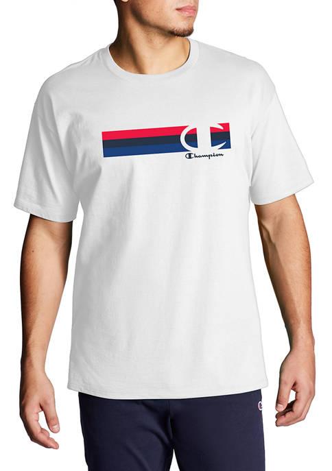 Champion® Graphic Logo T-Shirt