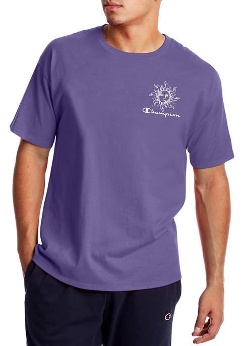 Champion® Short Sleeve Sun Graphic T-Shirt