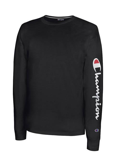 Classic Long Sleeve Jersey T-Shirt