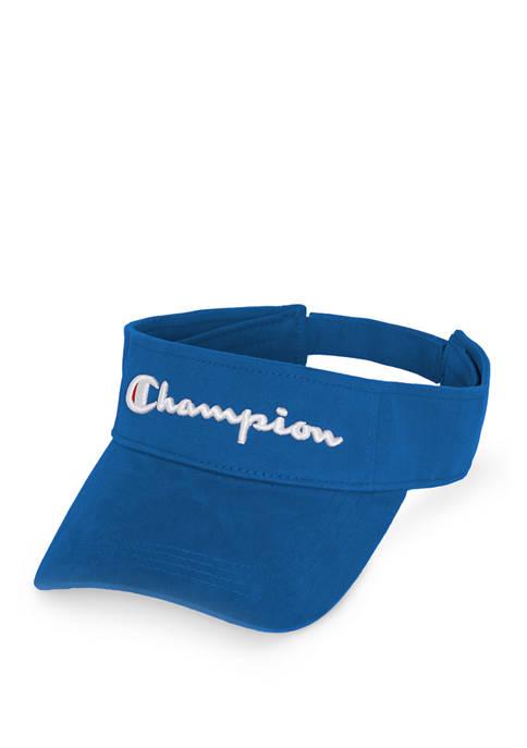 Champion® C Life Twill Visor
