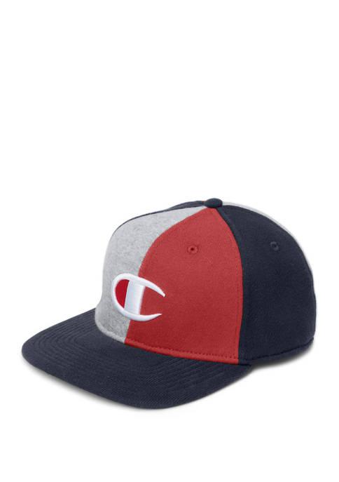 Champion® C Life Reverse Weave Color Block Baseball
