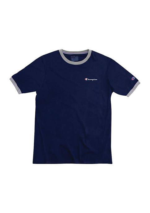 Champion® Short Sleeve Crew Neck T-Shirt