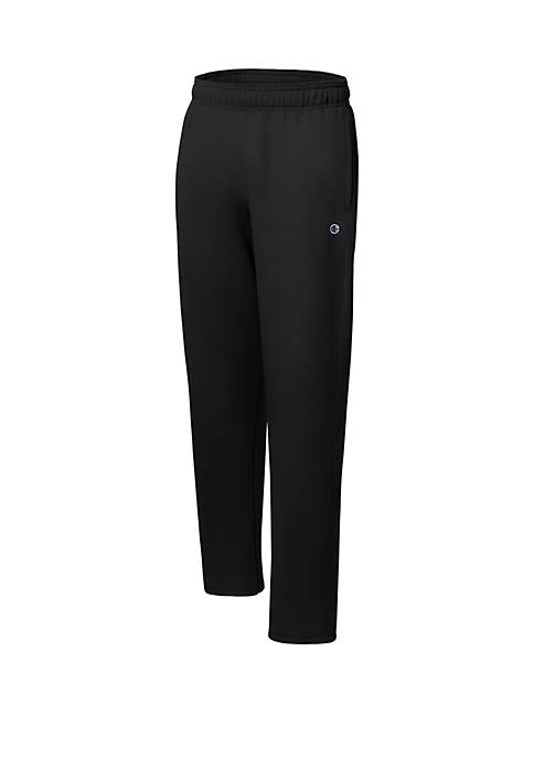 Champion® Powerblend Fleece Pants
