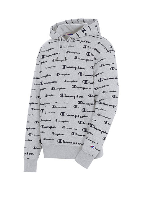 Champion® Powerblend Pull Over Hoodie
