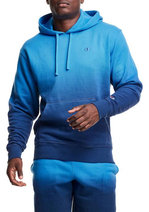 Champion® Ombré Dip Dyed Fleece Hoodie