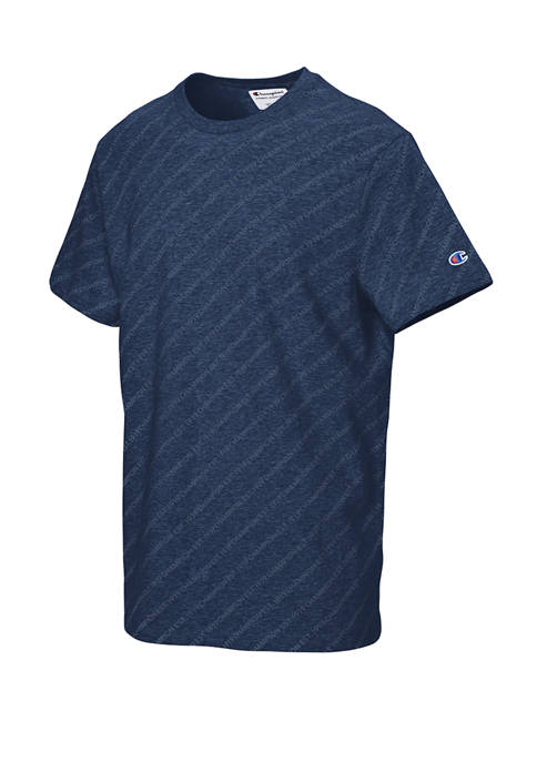 Champion® Mens Short Sleeve Heritage Printed T-Shirt