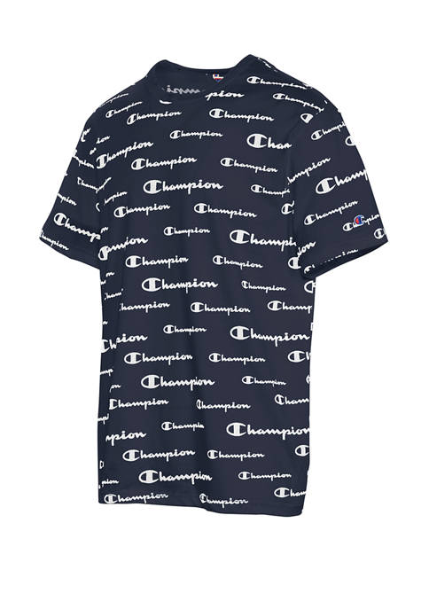 Champion® Logo Graphic T-Shirt
