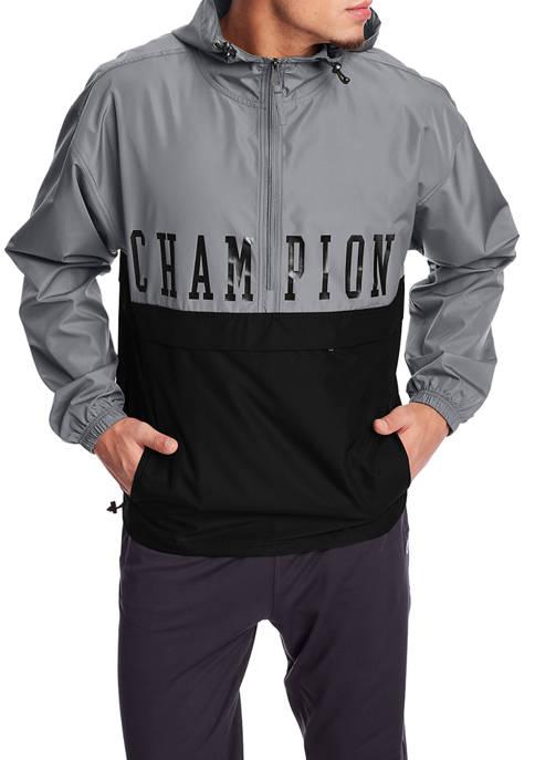 Champion® Color Block Packable Jacket
