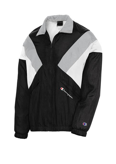 Champion® Nylon Warm Up Jacket