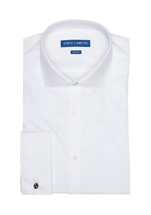 Vince Camuto Slim-Fit Stretch Button Down Dress Shirt