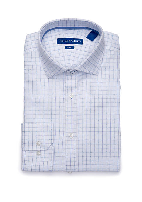 Check Button Down Shirt