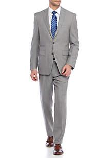 Modern Fit Stretch 2-Piece Suit