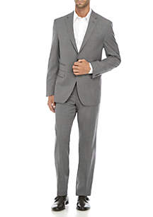 Vince Camuto Gray Neat Suit