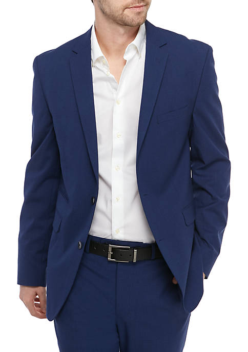 Blue Suit Separate Coat