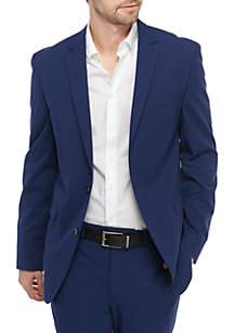 Vince Camuto Blue Suit Separate Coat