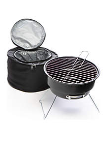 Grill Cooler Combo