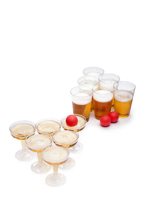 Saddlebred® The Battle of the Beverages Pong Wars