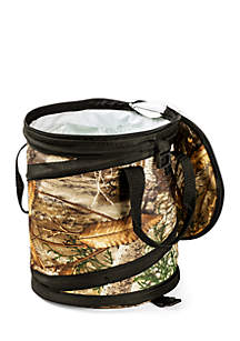 Real Tree Pop Up Cooler