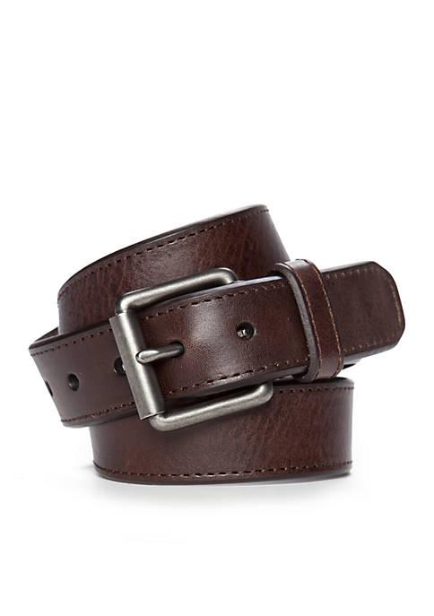 Levi's® Distressed Leather Belt