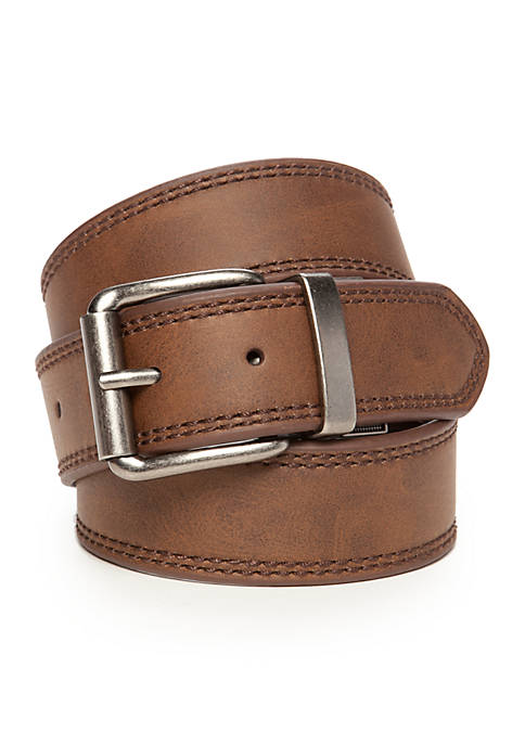 Levi's® Tan & Black Reversible Belt