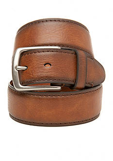 Levi's® 1.5-in. Layered and Padded Leather Belt