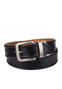 Elevated Black To Horse Reversible Belt