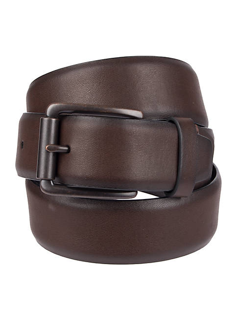 Levi's® Leather Belt with Tab