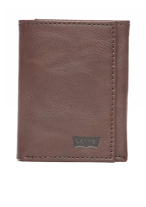 RFID X-Cap Trifold Wallet