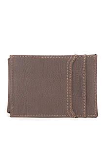 RFID Wide Magnetic Wallet
