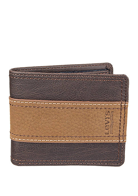 Pieced Traveler Wallet