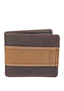 Pieced Traveler Wallet